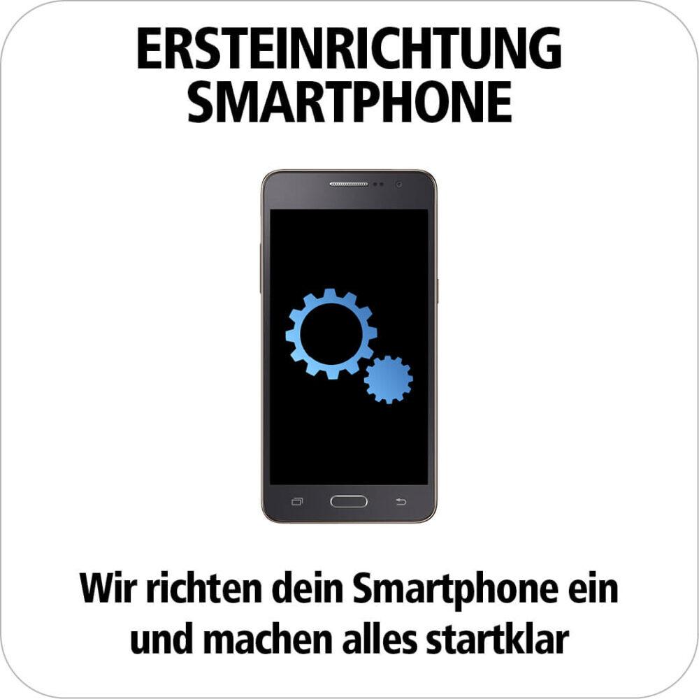 Smartphone Ersteinrichtung schnell und einfach